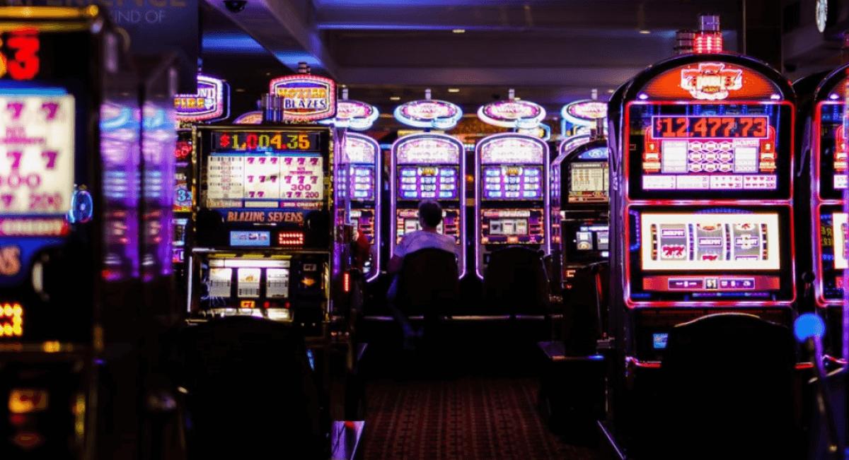 bonus benvenuto slot machine