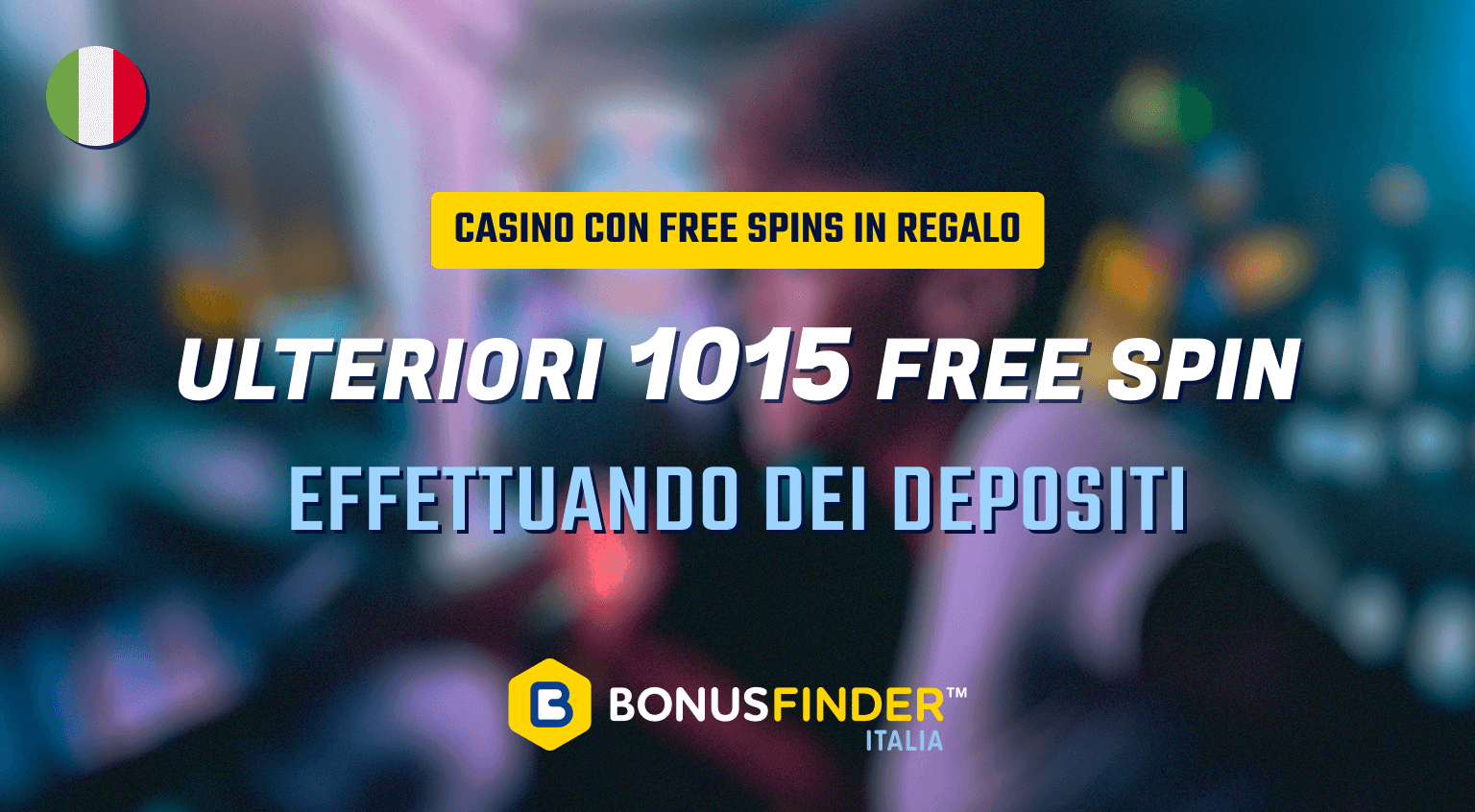 bonus free spin in regalo
