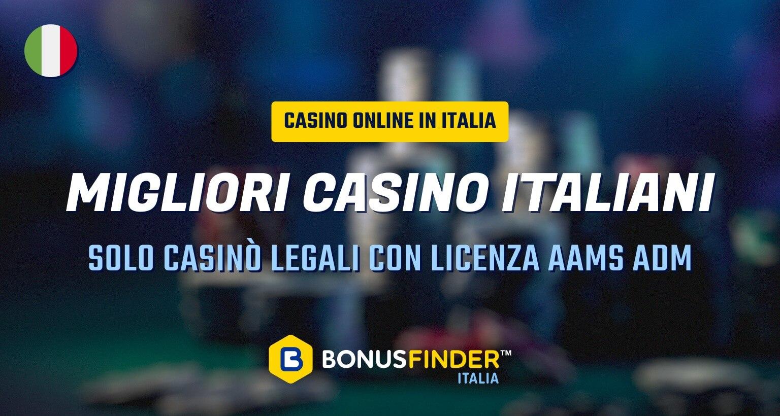 casino italiani online