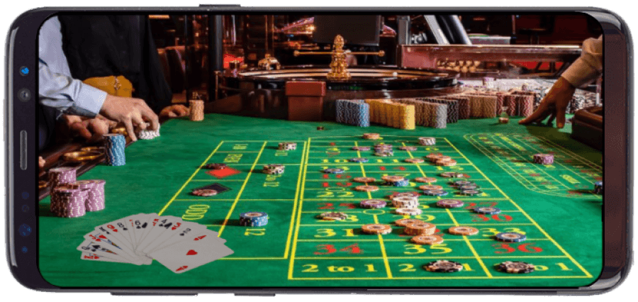 casino mobile evolution gaming