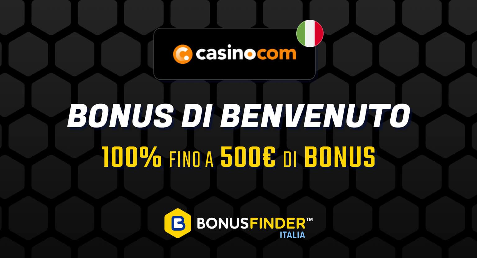 casinocom bonus casino