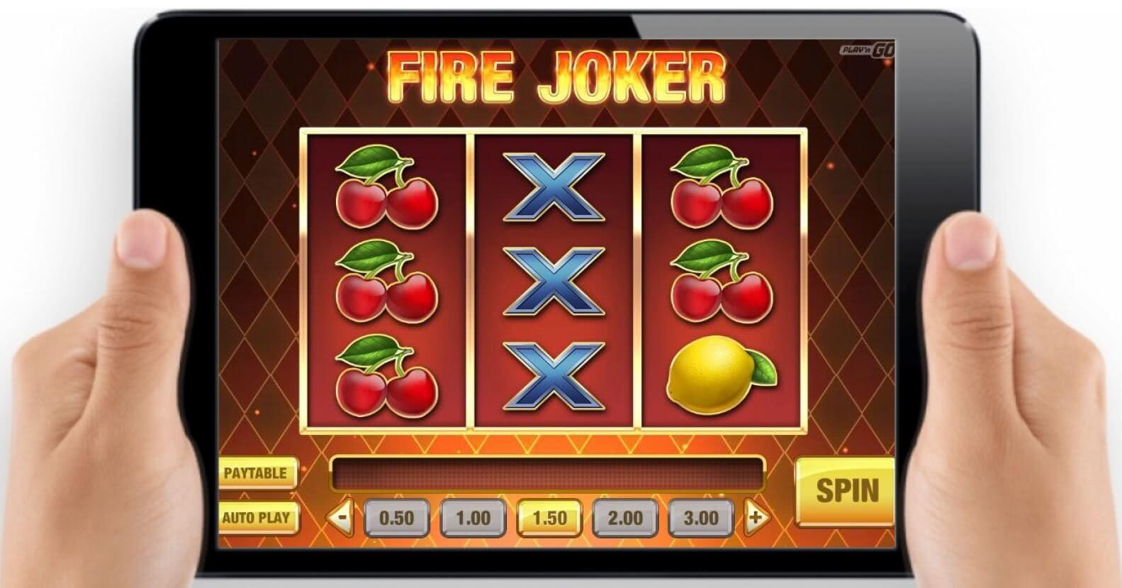fire joker mobile