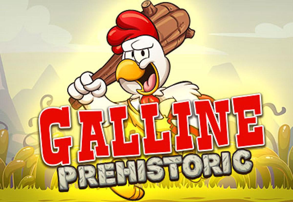 Slot Galline Prehistoric