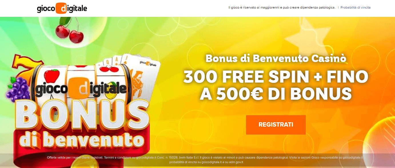 slot 7 euro gratis