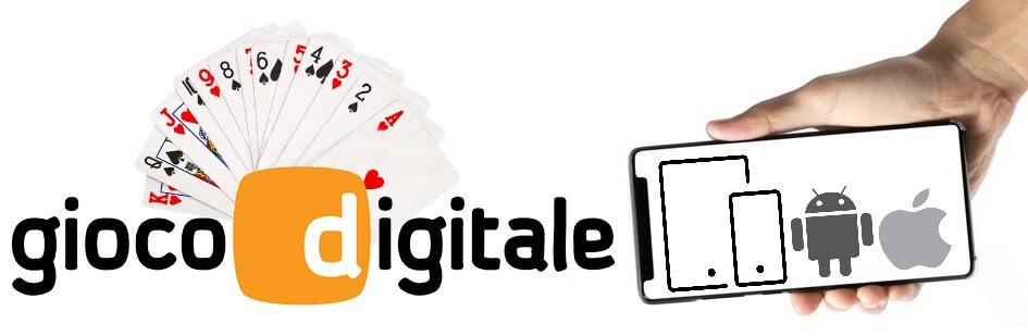 gioco digitale mobile app
