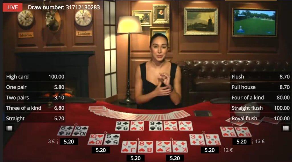 casino live italia