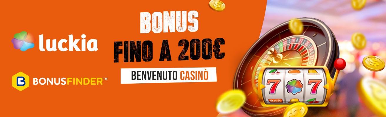 luckia casino italia