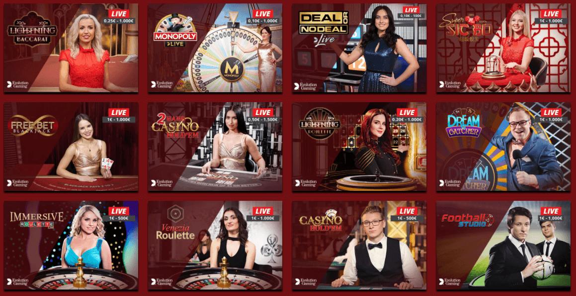 merkur win casino live