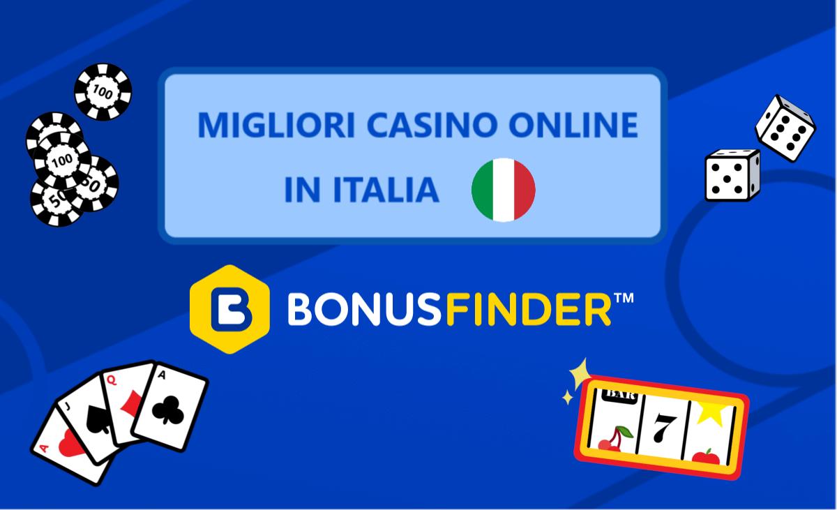 migliori casino online in italia