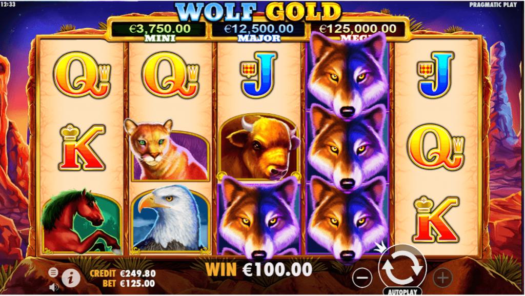 gioco wolf gold italia