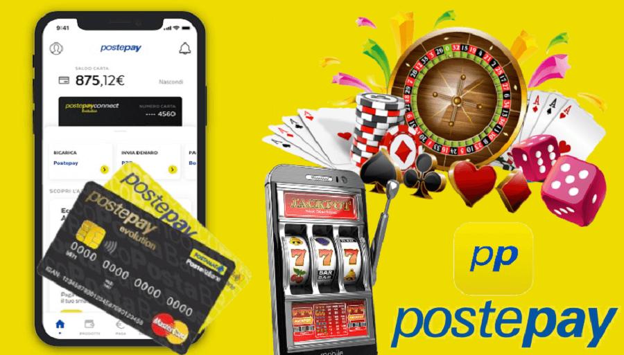 Postepay casino mobile