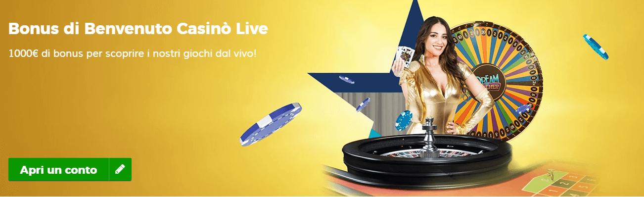 Starcasino roulette live bonus